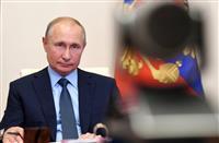 プーチン氏、大統領続投「除外せず」 エリート層の対立牽制か