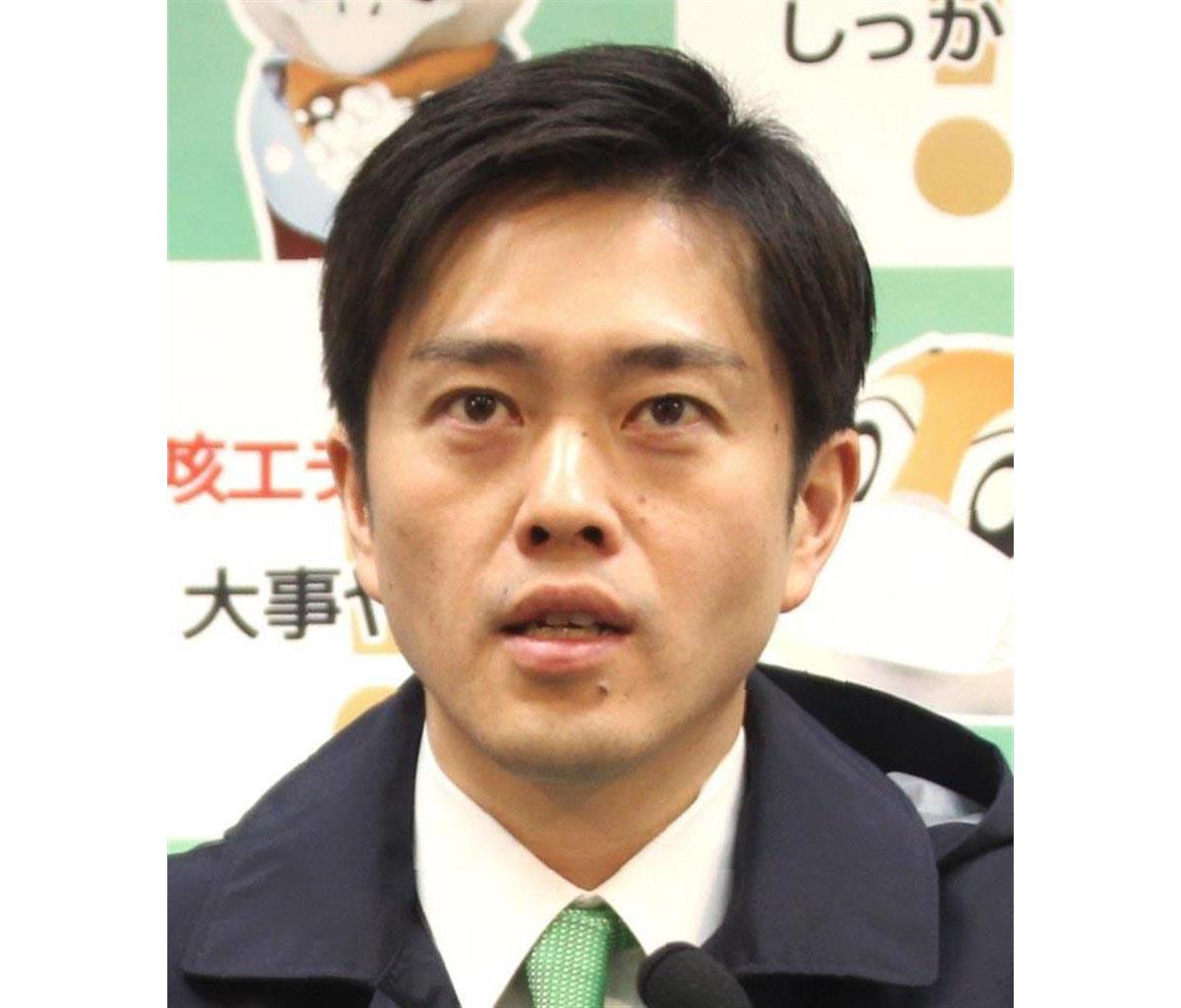 府 若い 大阪 知事