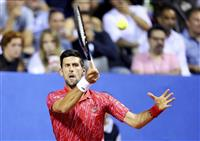 ジョコビッチがコロナ陽性 男子テニス世界1位