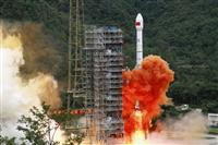 中国版GPS「北斗」の最後の衛星打ち上げ成功 軍事・経済、宇宙で米国との競争激化