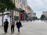 中国連休突入も首都・北京では感染拡大で厳戒態勢