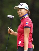渋野は2オーバー、畑岡は3バーディーで折り返す 女子ゴルフ開幕