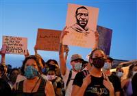 黒人男性暴行死事件から1カ月 最大規模の抗議デモで変革も スポーツ、ファッション、企業…