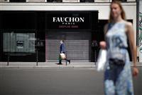 仏高級食料品店「フォション」が更生申し立て 再建図る
