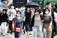 国内感染新たに103人 1カ月半ぶり規模