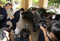 リニア建設同意要請へ JR東海社長、静岡知事と会談開始