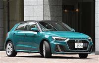 【CARとれんど リターンズ】高速でモノをいう ドイツ車らしい安定感 アウディA1