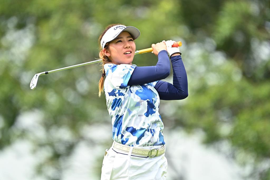 今日 の 女子 ゴルフ の 速報