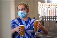 米国1日で4万人超感染 3日連続で最多更新