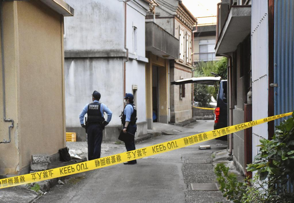 バイト帰りに襲撃か 静岡の女子大学生殺害