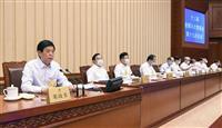 香港国家安全法案を審議か 全人代常務委