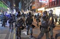 7月1日の大規模デモ禁止 香港警察、2003年以来初めて