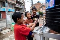 コロナ防ぐ「手洗いの水」を 途上国に簡易設備支援 NPO職員「現状知って」
