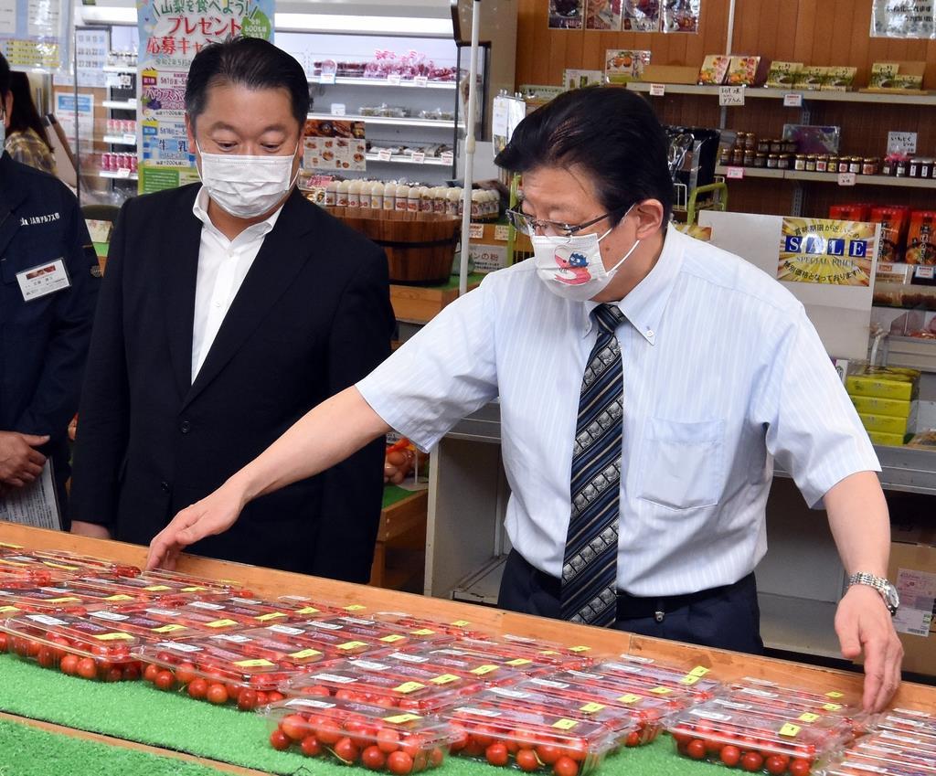 コロナ機に静岡、山梨が急接近 経済圏構想「フジノミクス」に熱