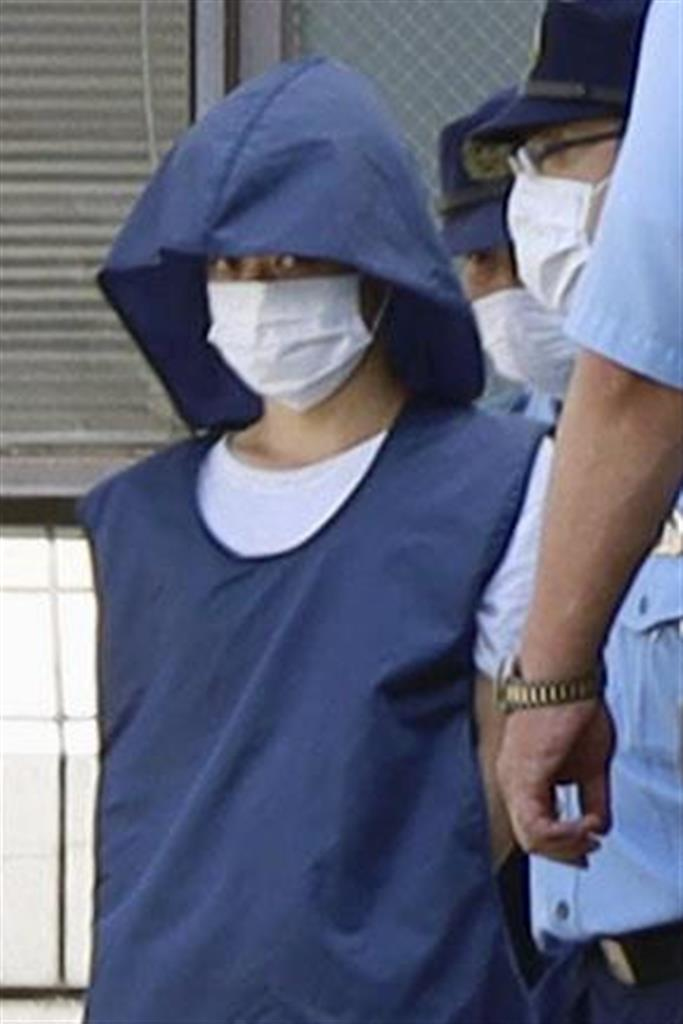 被害者宅付近で待ち伏せか 静岡の女子大学生殺害