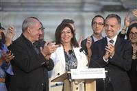 マクロン与党惨敗、「緑の党」躍進 フランス統一地方選