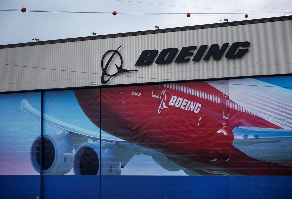 米ワシントン州にあるボーイングの工場(ロイター)