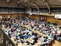 【現場から】避難所、コロナ・台風・地震の3重災害も