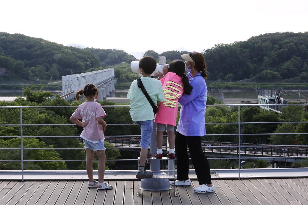 【ソウルからヨボセヨ】緊張感うかがえない豊かさ 北との前線で…