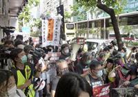 韓国「香港は重要」、中国批判避け