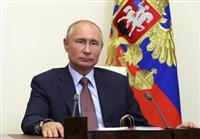 露で改憲国民投票 賛成多数で成立見通し プーチン氏投票呼びかけ