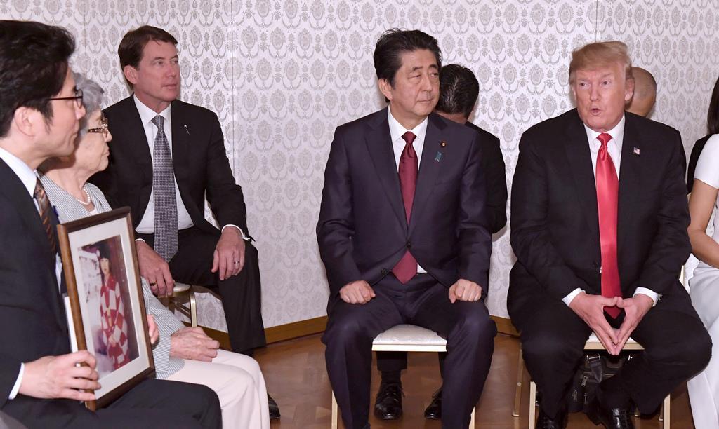 トランプ氏、歴代大統領でも際立つ拉致共闘姿勢 米朝交渉は膠着…