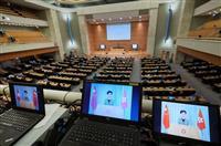 27カ国が国連人権理事会で懸念示す親中途上国との温度差も