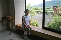 西日本豪雨2年 ギャラリー水没、堤防増強で庭を縮小 それでも愛着ある土地で暮らす