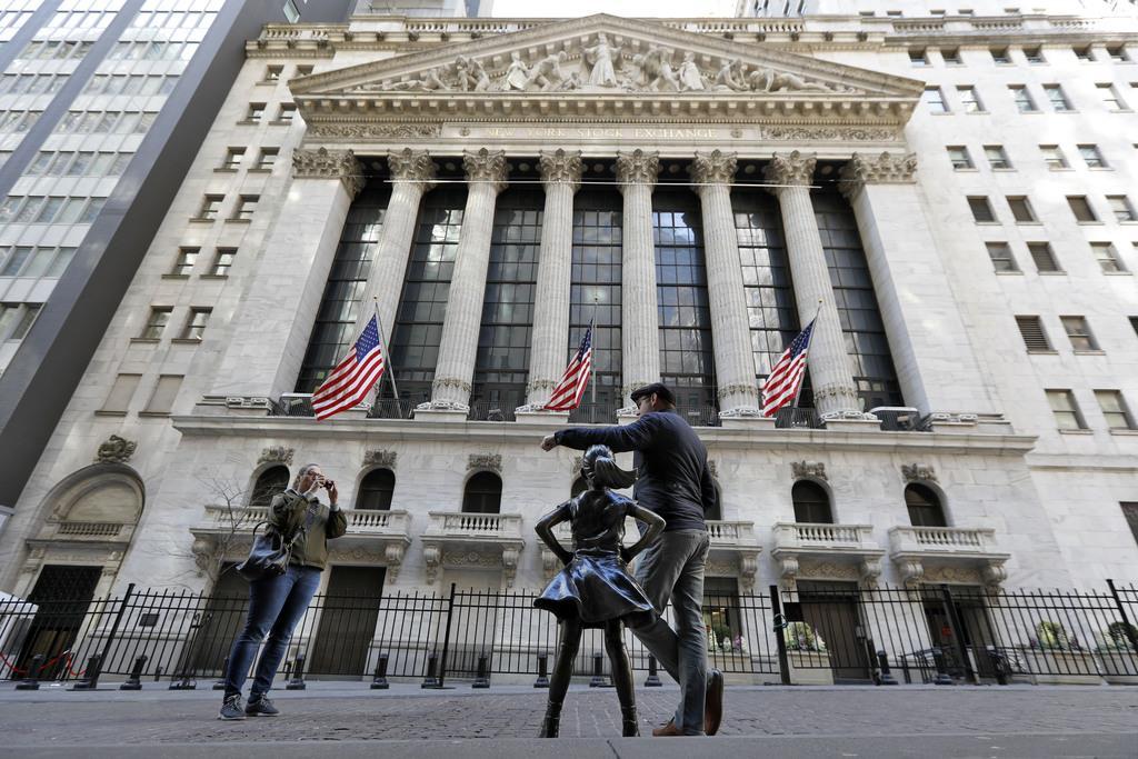 ニューヨーク証券取引所(AP)
