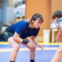 川井梨「新鮮な気持ち」 レスリング五輪女子代表、強化合宿再開