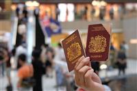 英政府が香港市民の受け入れを大幅緩和表明