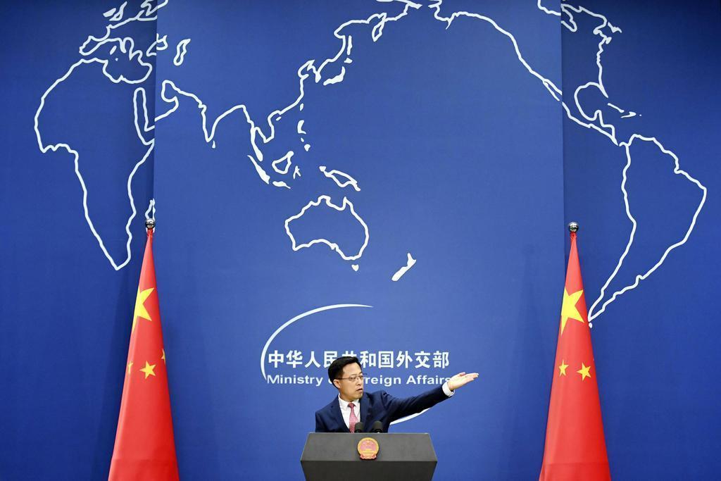 中国でスパイ罪などに問われ、実刑判決を受け服役した邦人男性が刑期満了で出所していたことが分かった=中国外務省(共同)