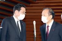 自民・二階氏と岸田氏が会食 「幹事長ポスト」めぐりさや当てか