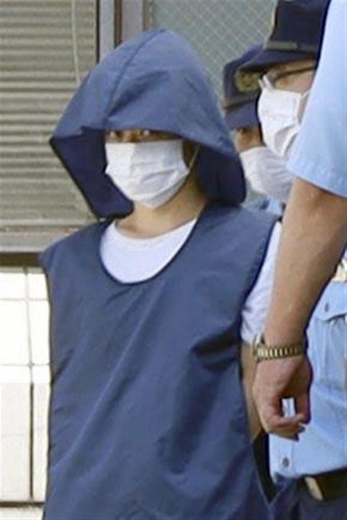 被害女子学生に一方的好意か 殺人容疑で送検の大学生