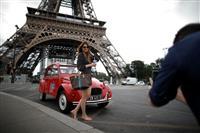 【パリの窓】緊張感がウソみたいに…日欧の意識格差はケタ違い