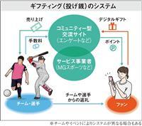 デジタル版「投げ銭」はスポーツ界に浸透するか…プロ野球阪神で開始、J1「大阪ダービー」…
