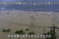 首相「住民避難に万全を」 九州大雨で指示