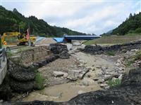 復興の道は視界不良 九州北部豪雨、5日で3年 コロナ感染拡大、イベントの中止も