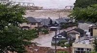 【動画あり】「家の一部が流された」球磨川は7カ所氾濫、橋も流失