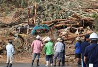 熊本豪雨 1人の死亡確認、15人心肺停止、9人不明