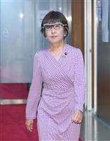 自民・稲田幹事長代行、総裁選に意欲 推薦人集め「努力する」