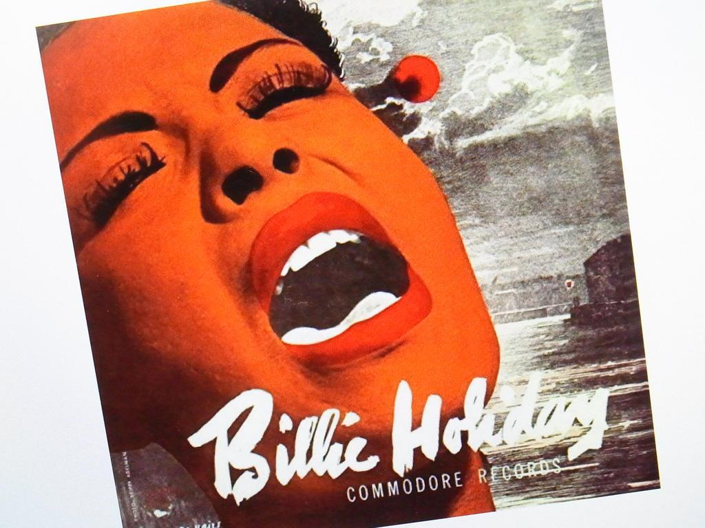 不世出のジャズ歌手、ビリー・ホリデイの代表曲といわれる「奇妙な果実」