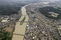 熊本豪雨、死者18人に 心肺停止16人、不明14人