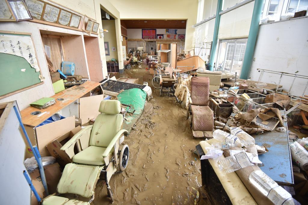 高齢施設で相次ぐ災害被害 「千寿園」の悲劇で課題浮き彫り - 産経ニュース