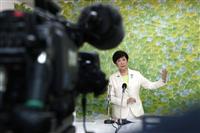 小池都知事再選 経済界は五輪の動向にも注目