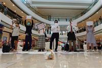香港国安法 自民が非難決議案協議 習氏国賓中止 慎重な意見も