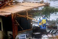 九州、豪雨被害で断水2千戸超 医療機関で浸水被害も