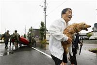 九州豪雨、浸水被害拡大 死者53人、行方不明13人