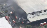 業務上失火容疑で書類押収 静岡4人死亡火災で県警