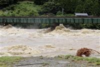 「これからが心配」岐阜で川氾濫、土砂崩れも